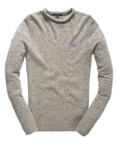 Superdry Super Spinnaker Knit