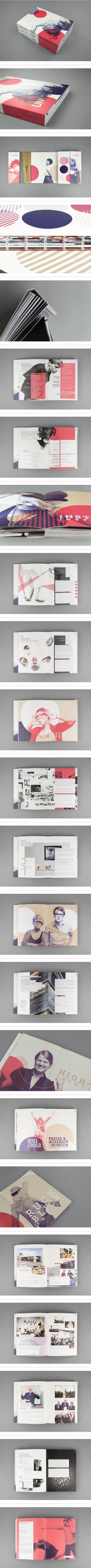 UNI:VERSE 2012 by MOOI design , via Behance