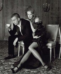 O par de Moulin Rouge, o filme, Ewan McGregor  Nicole Kidman.