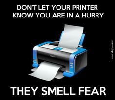 The truth behind why printers jam