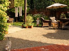 I love this outdoor room!