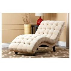 Introducing Abbyson Living's Maggie Cream Fabric Chaise. This cream-fabric chaise is sure to make a fashionable statement in your home or office. This chaise features an elegant, curved back and seat, a luxurious oak finish, and beautiful cream upholstery that completes its classy and modern look. The heavy gauge sinuous wire seat and back springs add strength and comfort.