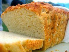 Receita de pão de cenoura sem glúten e sem lactose