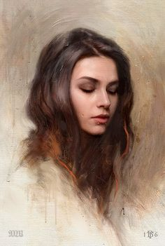 Tom Bagshaw - Portrait Studies