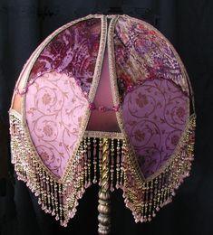 Image of: Victorian Lamp Shades