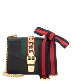 GUCCI Sylvie Mini cross-body bag.  gucci  bags  shoulder bags  lining   suede   2ae2979546a