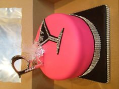 Bling Bling! 21st Birthday Cake