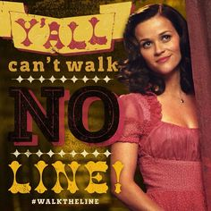 Reese Witherspoon as June Carter Cash in Walk the Line June And Johnny Cash, June Carter Cash, Country Girls, Country Music, Walk The Line Movie, What's True Love, Meant To Be Together, Me Tv, Reese Witherspoon