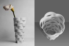 Little Gerla_marble vases collection / Paolo Ulian & Moreno Ratti - 谷德设计网