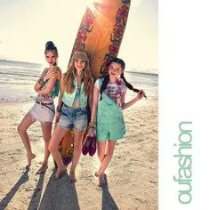 Passeio na praia ou no shopping? Com looks Oufashion divamos em todos os lugares! #oufashion #verão2016 #teen