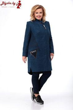 Пальто женское MS-806-2 Fashion Dresses, Normcore, Trendy, Model, Style, Blouses, Women, Coats, Fashion Show Dresses