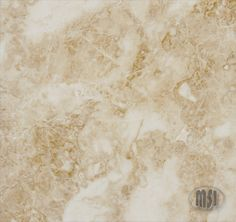 Crema Cappuccino marble floor tiles by MSI Stone