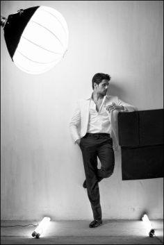 Siddarth Malhotra. Indian actor  model.