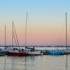 Instagram Photo Contest, Sunset Sky, Sailboats, Beautiful Sunset, Blue Orange, Target, Calm, Colour, Water