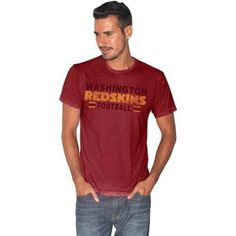 G-III Washington Redskins Boone Reverse Mineral T-Shirt