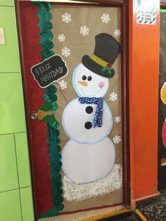 Christmas Door Decorating Contest, Grinch Christmas Decorations, Christmas Art, Christmas Humor, Christmas Ornaments, Holiday Decor, Christmas Classroom Door, Classroom Decor, Theme Noel