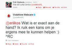 250.000 tweets: dit zijn de leukste momenten van Vodafone Webcare | Vodafone Blog