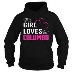 This Girl Loves Her COLUMBO Pink