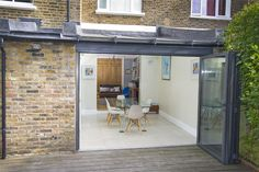 Almost outside. East Dulwich, SE22 Side Return Extensions Project | BuildTeam