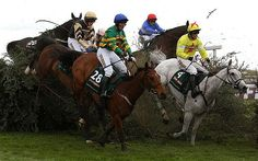 Neptune Collonges (4) & Sunnyhill Boy (28), 2012 Grand National