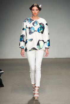 JOELLE BOERS   BREGJE COX Spring Summer 2015 Amsterdam - NOWFASHION