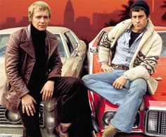 """Detective Ken """"Hutch"""" Hutchinson (David Soul) Detective Dave Starsky (Paul Michael Glaser)  Starsky & Hutch, a 60 minute crime drama series on ABC, was about two undercover cops who worked the streets to route out criminals infesting the city. One of them was a streetwise cop from Brooklyn who sometimes had to be held back by his more calm and intellectual partner from Duluth, Minnesota. Together, they made a formidable pair of crime fighters."""