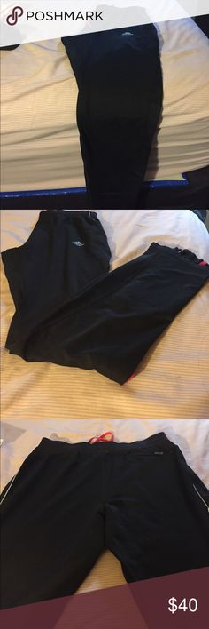 Adidas response pants 3 striped pants/tights Adidas Pants Track Pants & Joggers