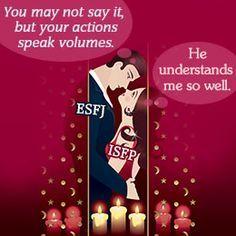 ISFP dating εσωστρεφήςmbtiψυχολογία