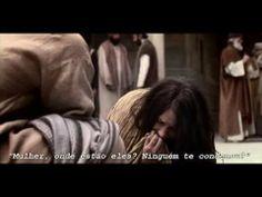Mensagem em vídeo: A Mulher Adúltera