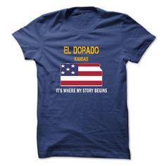 EL DORADO - Its where my story begins!