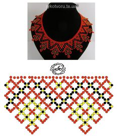 Free openwork beaded collar pattern by anna anchik martynov featured in bead patterns com newsletter – ArtofitBest Seed Bead Jewelry 2017 Free pattern for beaded necklace Galaxy Diy Necklace Patterns, Beaded Bracelet Patterns, Bead Loom Patterns, Beading Patterns, Seed Bead Jewelry, Bead Jewellery, Jewelry Making Beads, Col Crochet, African Beads Necklace