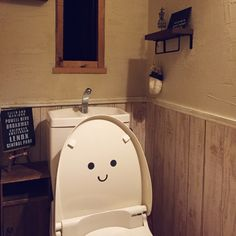 ウォールステッカー/DIY/RC石川支部/squ+/漆喰壁/バス/トイレ…などのインテリア実例 - 2015-08-25 21:47:01 | RoomClip(ルームクリップ)