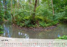 Fotokalender Thüringer Landschaften 2016, Juli