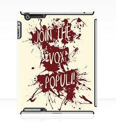 Join The Vox Populi BioShock Infinite iPad by TheCraftyCatShop, $65.00