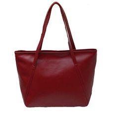 Nueva Temporada! Bolso Big en rojo pasion ideal para combinar con el Vestido Fauna te esperamos en www.myleov.es #bolsos #moda #accesorios #complementos #bigsize #rojo #tiendaonline #look #felizdia