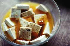 Freezing Tofu - for saving extra tofu or making it firmer for cooking