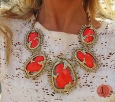 Blogged: Crazy for Coral