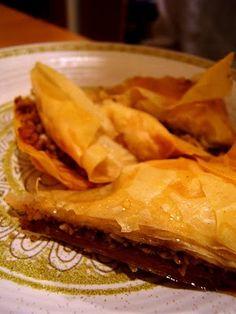 Julia's (Vegan) Kitchen: Complicatedly Armenian, BAKLAVA!!