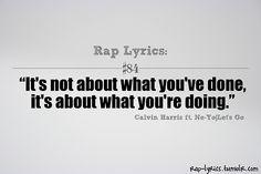 inspirational lyrics