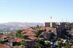 Ankara Kalesi / Ankara Castle (Altındağ, Ankara)