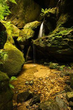 https://flic.kr/p/weaxbf   Wasserfall im Amselgrund
