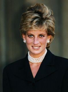 HRH : ) Diana The Princess Of Wales.
