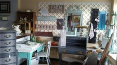 Painted, Refurbished, And Vintage Furniture And Home Decor For Sale At  Frugal Fortuune, Lakewood, Ohio Cleveland Area.
