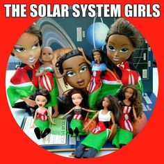 The Solar System Girls
