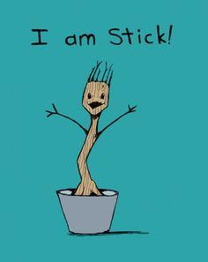 I am Stick! - Stormlight Archive / Guardians of the Galaxy crossover 😃❤️ High Fantasy Books, Fantasy Story, Galaxy Cross, The Way Of Kings, Stormlight Archive, Brandon Sanderson, Nerd Love, Good Books, My Books