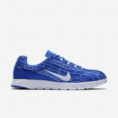 buy online 7cea0 f53f1  87.54 nike air force 1 mens shoe,Nike Mens Racer Blue White Mayfly Shoe