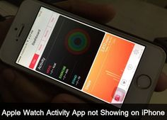 If your Apple Watch Activity app not appears on iPhone running iOS 9.3 or later then please try here given troubleshooting. Does not Syncing on iPhone?