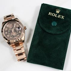 Rolex 326935 Sky Dweller Chocolate Dial 18K Rose Gold Automatic Men's Watch   ALL WATCHES GUARANTEED 100% GENUINE Comes with -Rolex Box & Warranty Card -Rolex Travel Pouch -Factory Stickers -3 Year Warranty with WatchGuyNYC and/or Authorized Dealer  #watchguynyc  #rolex  ##rolexholic  #SkyDwellerholic   #rolexnew   #rolex2016   #rolexrosegold   #rolex326935   #skydweller  326935  #326935  #watchporn   #dubai   #luxurylife   #luxuryliving   #ootdwatch   #ootddaytona   #ootdrolex