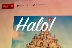 Halo! Pinterest is headed to Indonesia