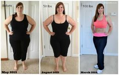 Heather weight loss - 100 pounds in 10 months!